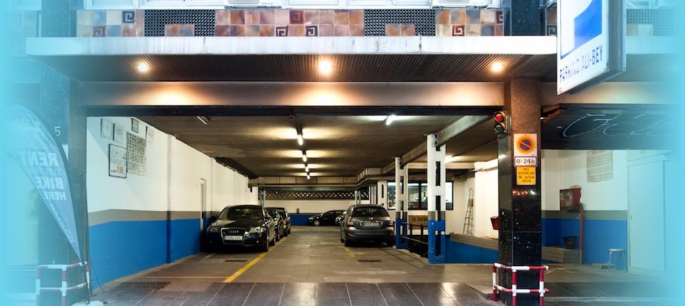 Parking Promoparc